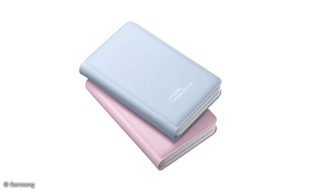 Samsung Mobile Photo Printer (EI-MN930)
