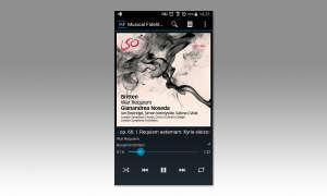 Musical Fidelity Encore Connect App
