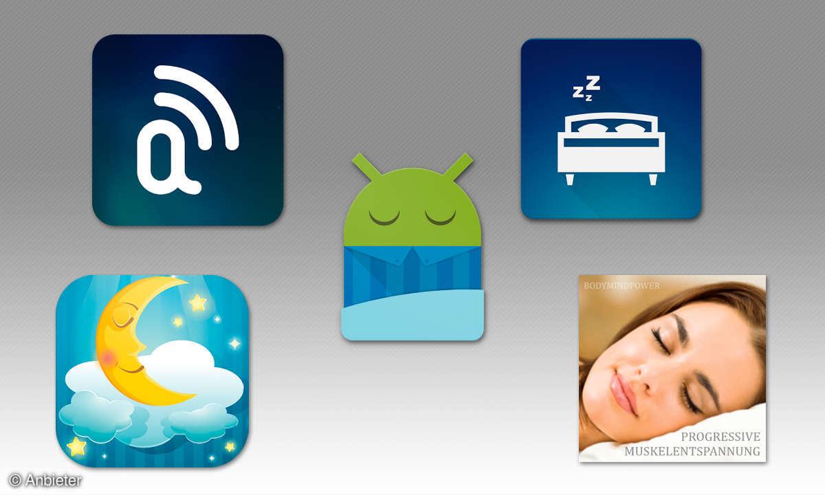 Schlaf-Apps
