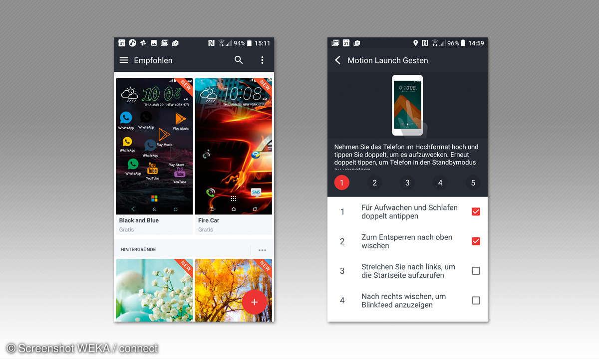 HTC U Play Funktionen