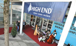 High End 2016 Eingang