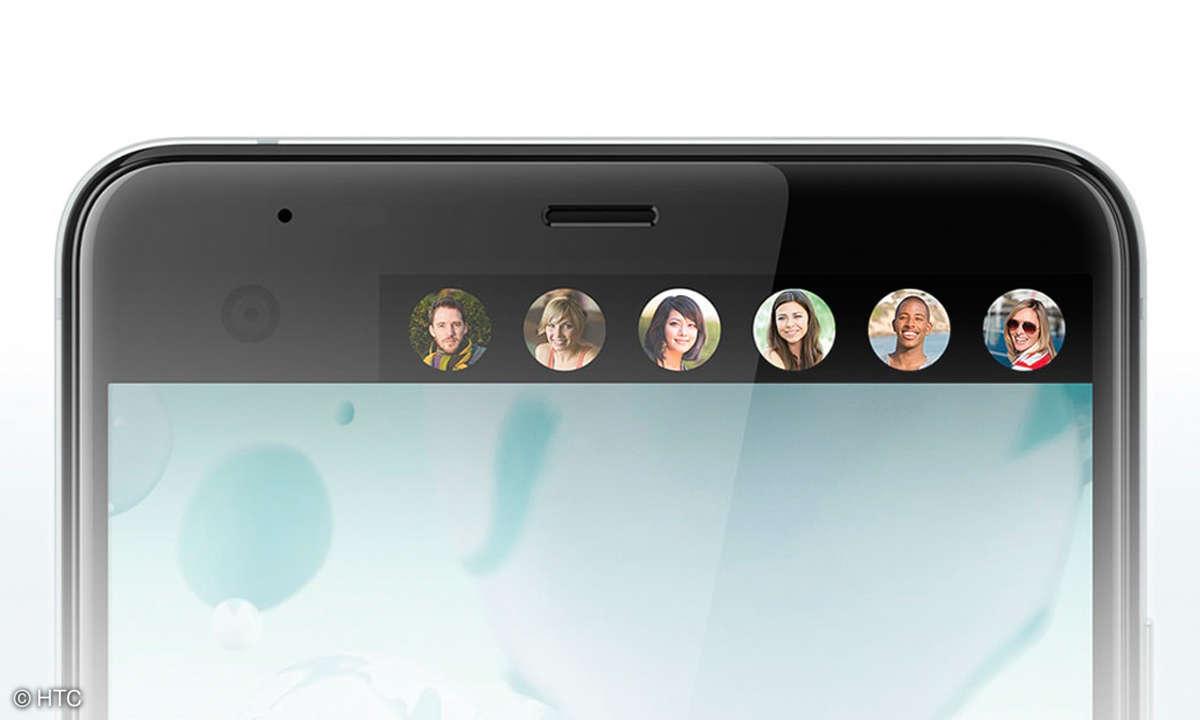 HTC U Ultra Zusatzdisplay