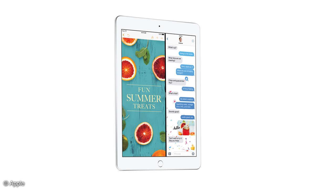 iPad Splitview