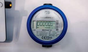 Batteriebetriebener Wasserzähler
