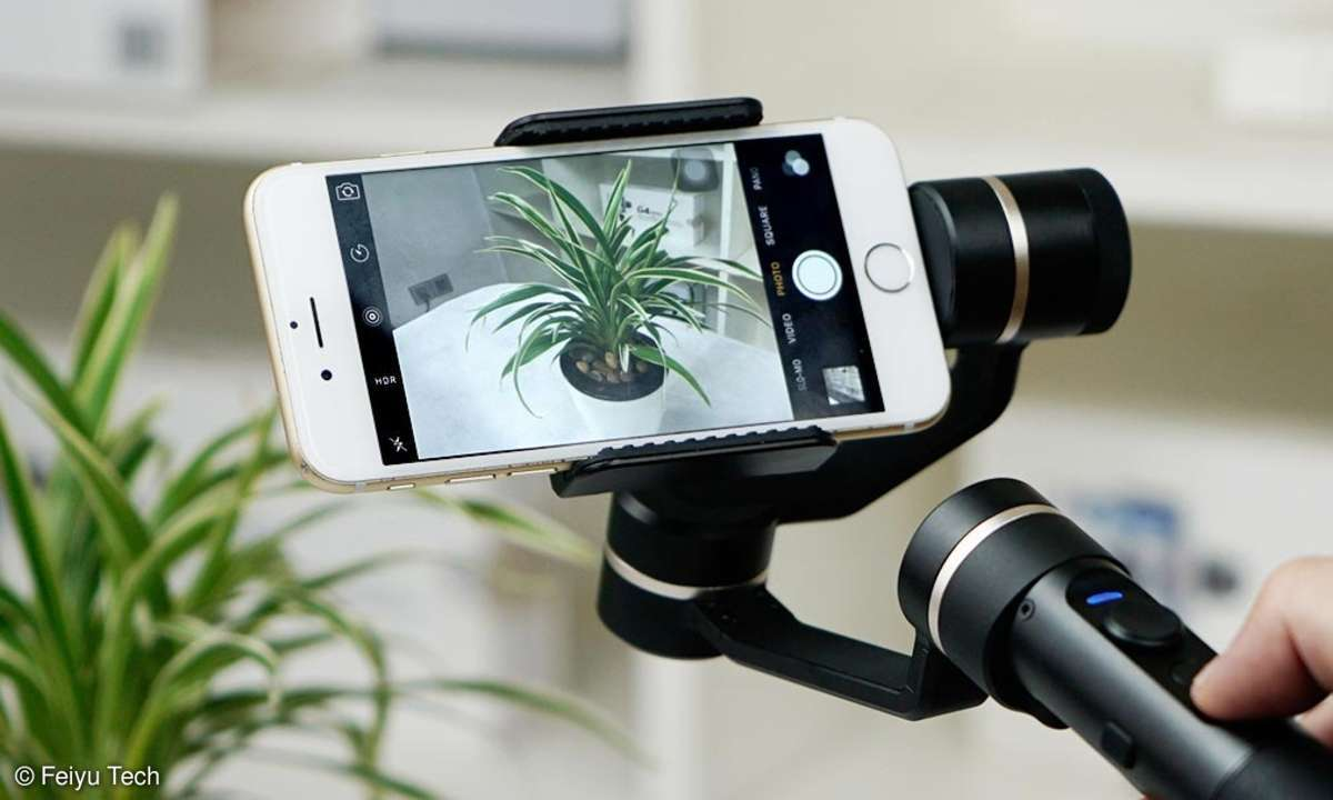 3-Axis Stabilized Handheld Gimbal