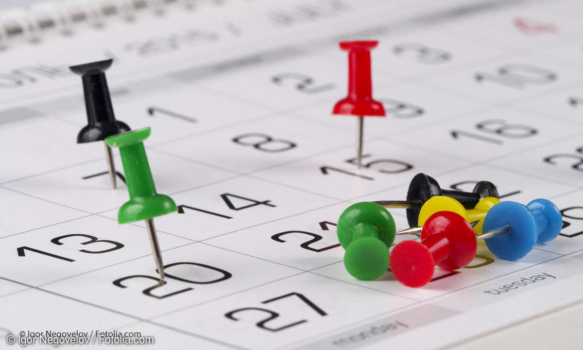 Kalender Termine