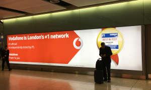 Vodafone in UK