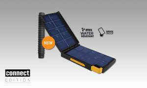 AM121 Xtorm Evoke Solar Charger
