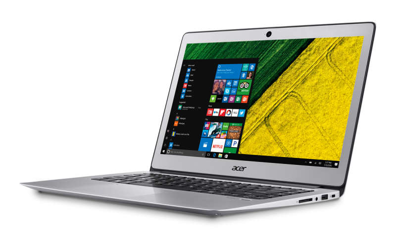 Acer Swift 3 (SF314-51) im Test - connect