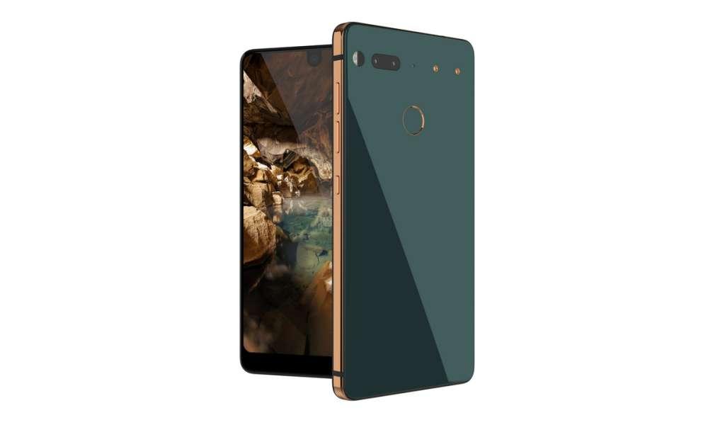 Essential Phone Tief Wie Der Ozean Connect