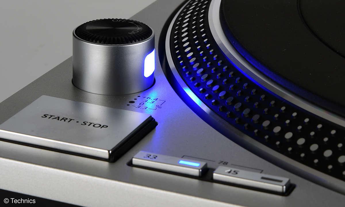 Technics SL-1200GR