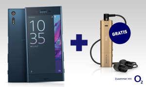 Sony Xperia XZ mit Stereo Bluetooth Headset SBH56