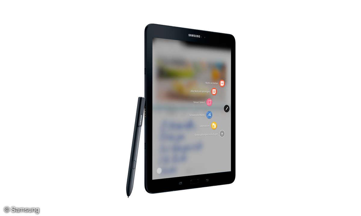Samsung Galaxy Tab S3 black