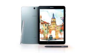 Samsung Galaxy Tab S3 Vorder- und Rückseite