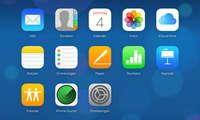 """Mein iPhone suchen"" in iCloud"