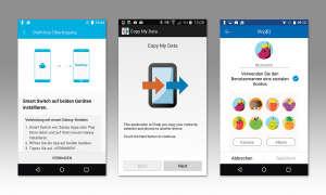 Apps unterstützen beim Smartphone-Wechsel