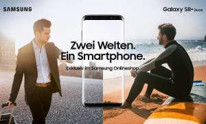 Galaxy S8+ DUOS