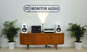 Monitor Audio Anlage retro