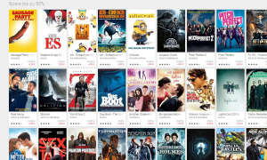 Filme bei Google Play