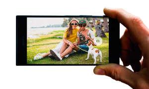 Sony Xperia XZs Kamera