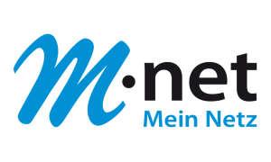 Festnetztest M-Net Logo