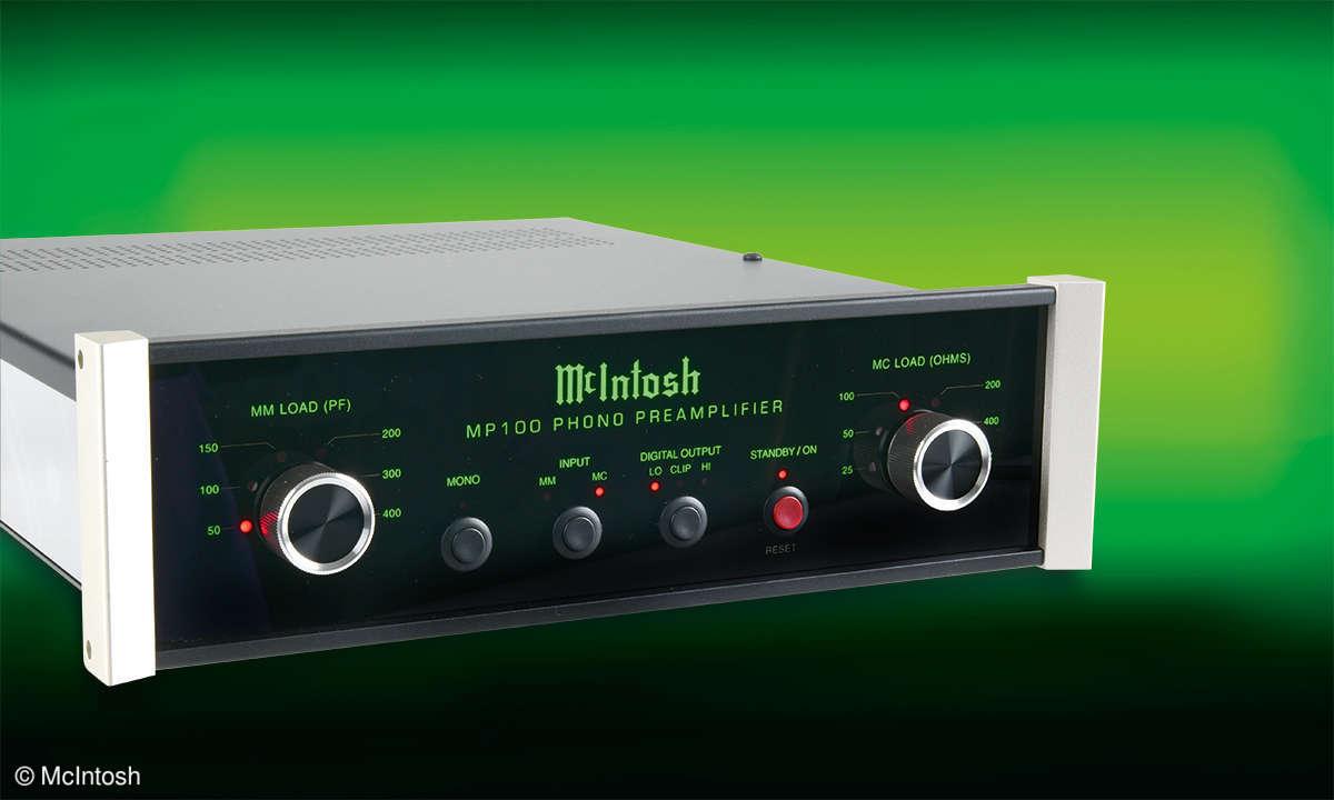 McIntosh MP 100 AC