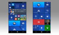 Windows Phone Home-Screen