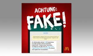 Warnung vor Fake-Gutschein