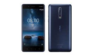 Nokia 8 Blau