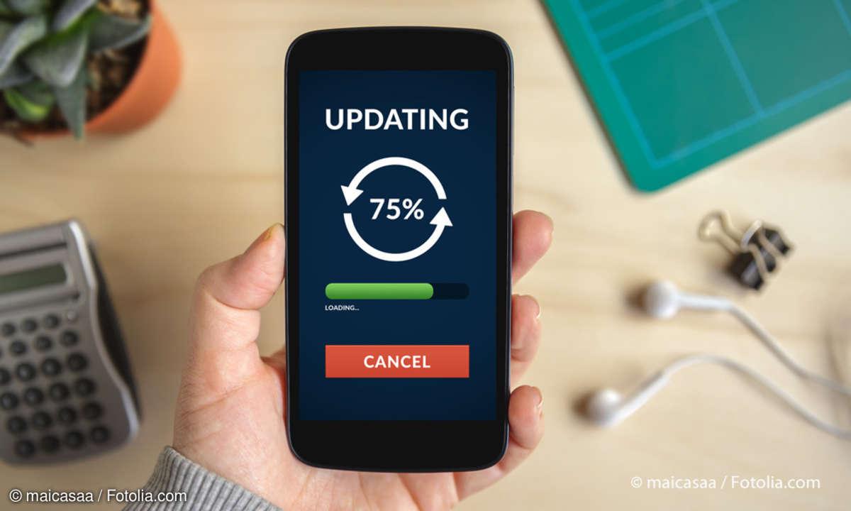 Smartphone Update