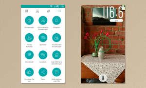 Asus Zenfone 3 Deluxe Screens
