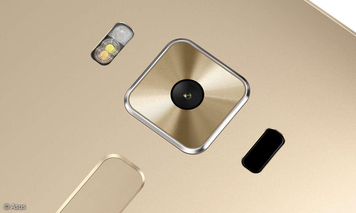 Asus Zenfone 3 Deluxe Kamera