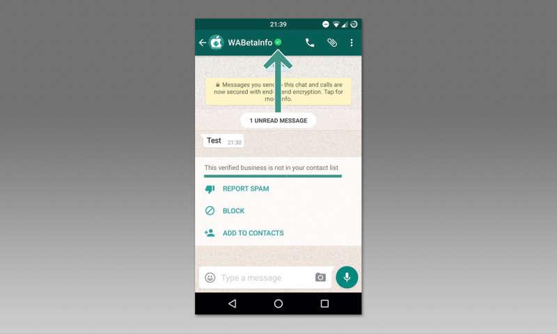 WhatsApp-Business und verifizierte Accounts geplant - connect