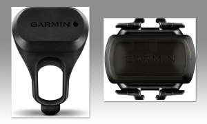 Sensoren für Radler - Garmin