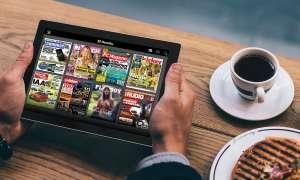 Lese-App Zeitschriften