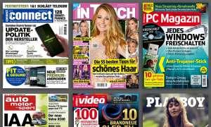 Auswahl Zeitschriften