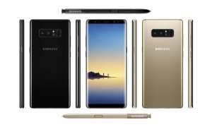 Samsung Galaxy Note 8 Bilder