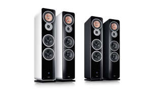 Teufel Ultima 40 Aktiv Black and White