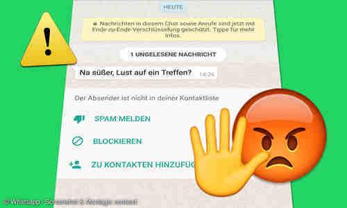 Fragen kettenbrief whatsapp status WhatsApp Kettenbrief
