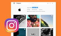 Apple auf Instagram