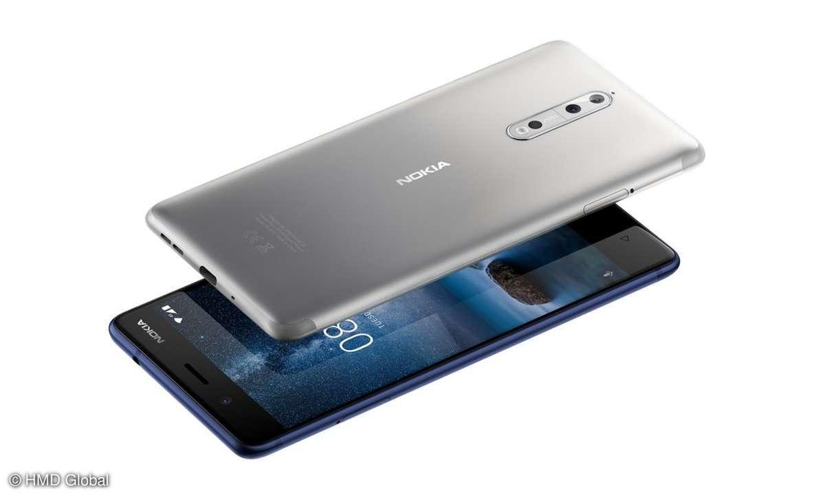 Nokia 8 Preis Verkaufsstart Features