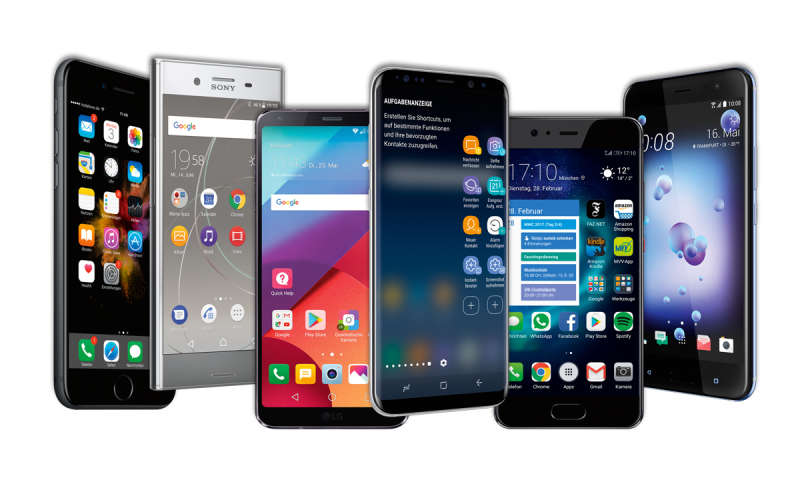 top smartphones 2017 im vergleich die besten handys connect. Black Bedroom Furniture Sets. Home Design Ideas