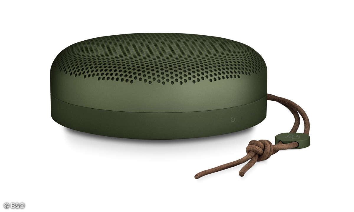B&O Beoplay A1 Bluetooth Speaker Grün