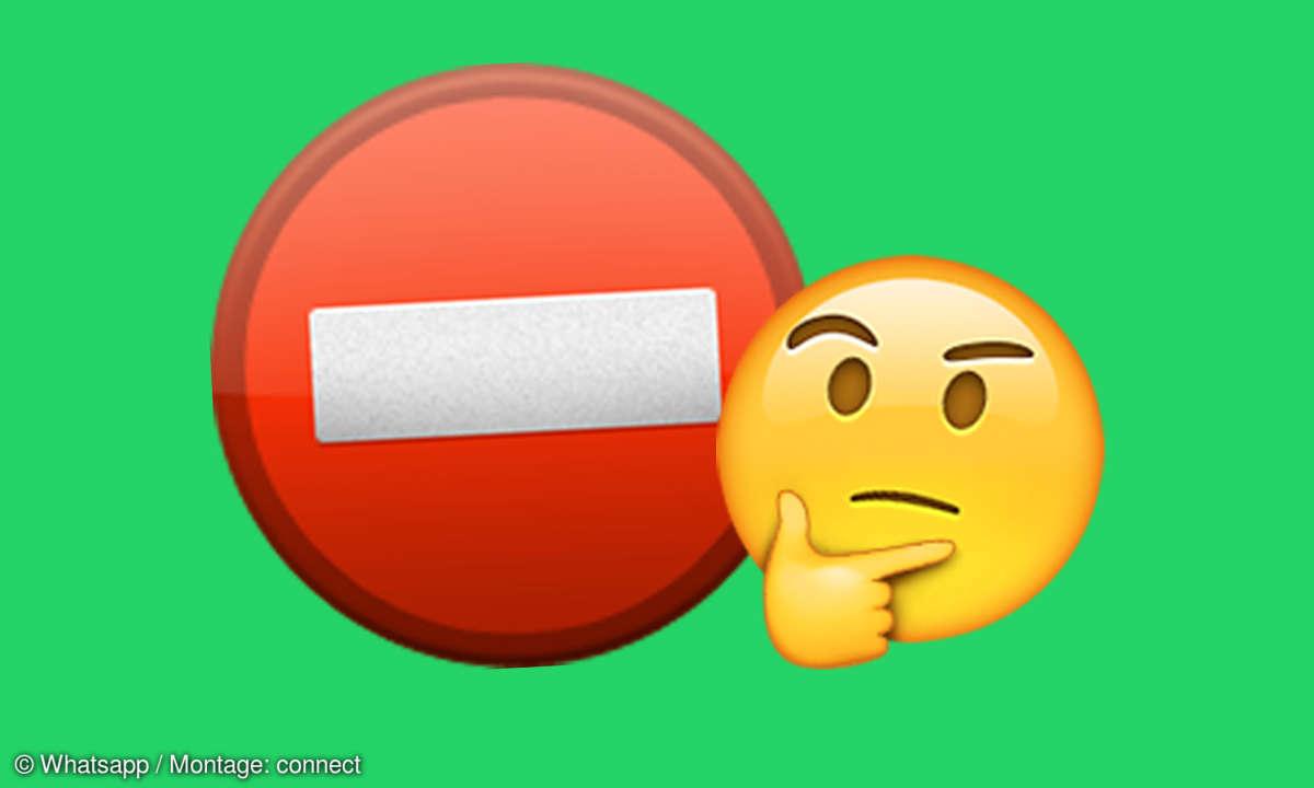 whatsapp blockiert erkennen