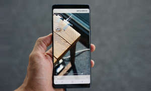 Samsung Galaxy Note 8 Display Kamera