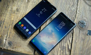 Samsung Galaxy Note 8 vs. Samsung Galaxy S8+