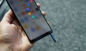 Samsung Galaxy Note 8 mit Stift