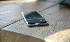 Samsung Galaxy Note 8 Unterseite