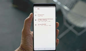 Samsung Galaxy Note 8 Weitwinkel-Objektiv-Info