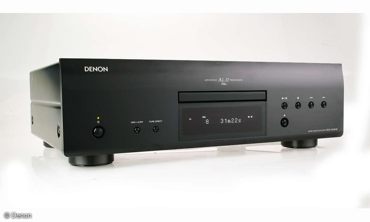 Denon DCD 1600NE